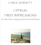 Cyprus: First Impressions (PDF)   Music   Classical