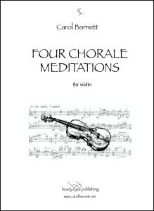 four chorale meditations (pdf)
