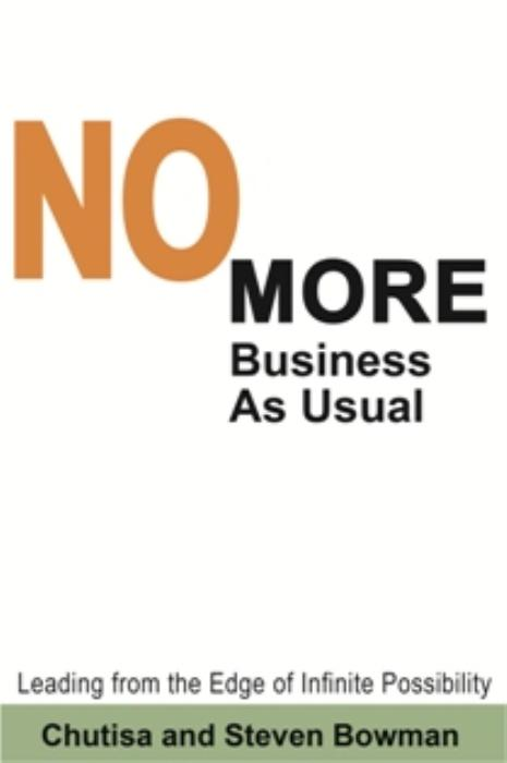 First Additional product image for - No More Business As Usual ebook-.epub