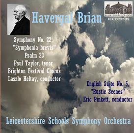havergal brian: symphony no. 22