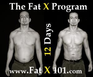 the 12 day fat x program