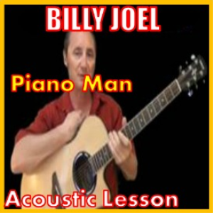 learn to play piano man by billy joel