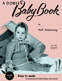 baby book | volume 95 | doreen knitting books digitally restored pdf