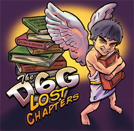 d6g: the lost chapters book 30