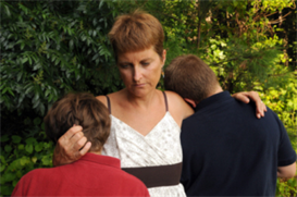 los ninos y el divorcio