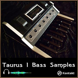 moog taurus i 1 bass synth pedal native instruments kontakt 4 5 vintage sound