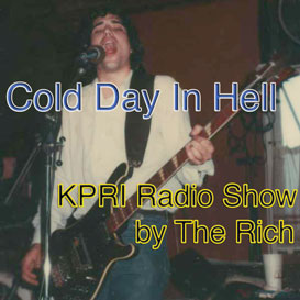 the rich - cold day in hell 1978
