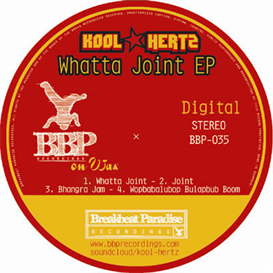 All. Kool Hertz - Whatta Joint EP | Music | Dance and Techno