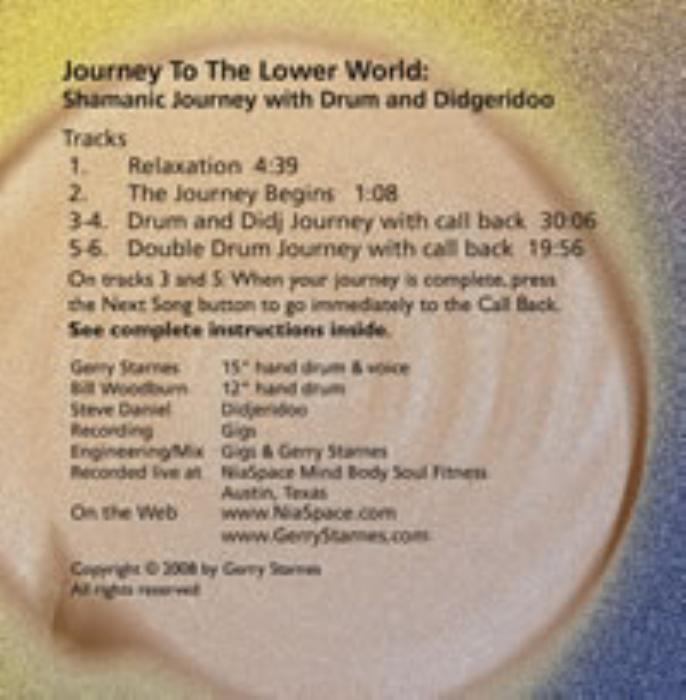 First Additional product image for - Journey to the Lower World CD (MP3)