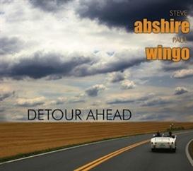 CD-192 Steve Abshire & Paul Wingo Detour Ahead | Music | Jazz