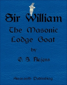 sir william the masonic lodge goat for nook