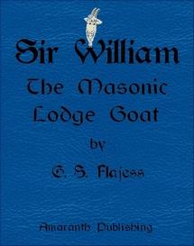sir william the masonic lodge goat
