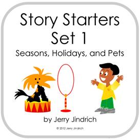 story starters set 1