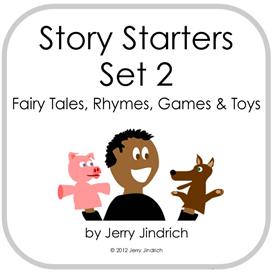 story starter set 2