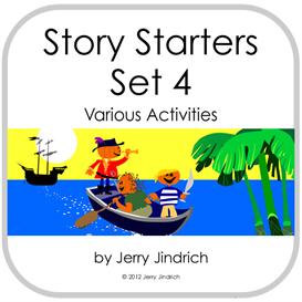story starters set 4