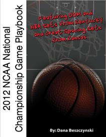 2012 national championship playbook