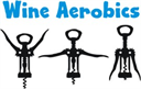 Wine Aerobics machine embroidery file | Crafting | Sewing | Gifts