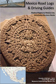 comprehensive road and travel guide from piedras negras (eagle pass) to mexico df