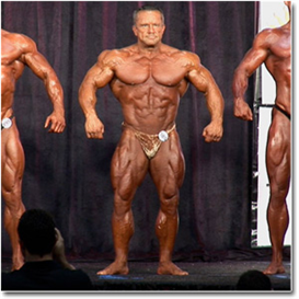 12106 - 2011 NPC Masters Nationals Men's Prejudging Part 1 (Over 50/60/70) (HD) | Movies and Videos | Fitness