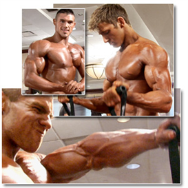13169 - 2011 NPC Teen Nationals Men's Pump Room (HD) | Movies and Videos | Fitness