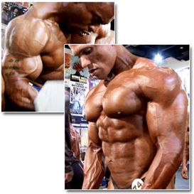 13172 - 2011 NPC National Championships Men's Bodybuilding Pump Room Part 2 (HD) | Movies and Videos | Fitness