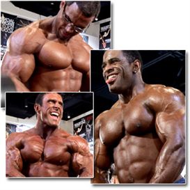 13173 - 2011 NPC National Championships Men's Bodybuilding Pump Room Part 3 (HD) | Movies and Videos | Fitness