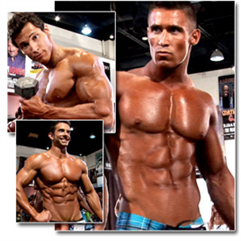 13175 - 2011 NPC National Championships Men's Physique Pump Room Part 2 (HD) | Movies and Videos | Fitness