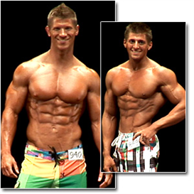 12111 - 2011 NPC National Championships Men's Physique Prejudging (HD) | Movies and Videos | Fitness
