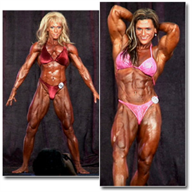 22104 - 2011 NPC Masters Nationals Women's Bodybuilding Prejudging (HD) | Movies and Videos | Fitness