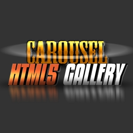HTML5 Carousel Gallery Template | Software | Design Templates