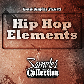hip hop elements wav samples fx synth guns voices horns piano rhodes scratch dj sounds