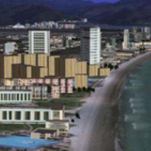 postcard puerto vallarta