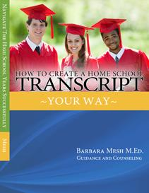 How To Create  Home School Transcript  Your  Way - eBook | eBooks | Education
