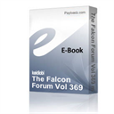 The Falcon Forum Vol 369 | Audio Books | Podcasts