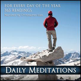 Daily Meditations 4 | Audio Books | Religion and Spirituality