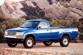 1993 toyota t100 mvma