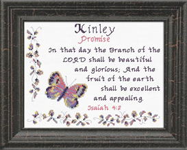 name blessings - kinley