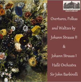 Overtures, Polkas and Waltzes by Johann Strauss II and Johann Strauss I - Hallé Orchestra/Sir John Barbirolli   Music   Classical