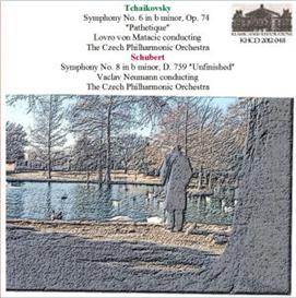 tchaikovsky: symphony no. 6 in b mnor, op. 74