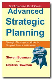 chief executive quick guide-advanced strategic planning