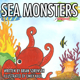 Sea Monsters Japanese Bilingual | eBooks | Foreign