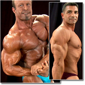 14153 - 2011 npc masters nationals men's backstage posing part 1 (over 50/60/70) (hd)