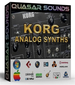 korg analog synth collection sf2