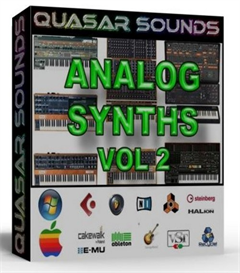 vintage analog synths pack vol 2 soundfonts sf2