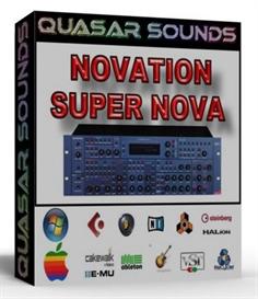 Novation Super Nova Soundfonts Sf2 | Music | Soundbanks