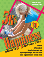 5k's to happiness: an outdoor fun rs activity