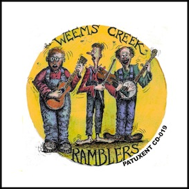 CD-019 Weems Creek Ramblers | Music | Country