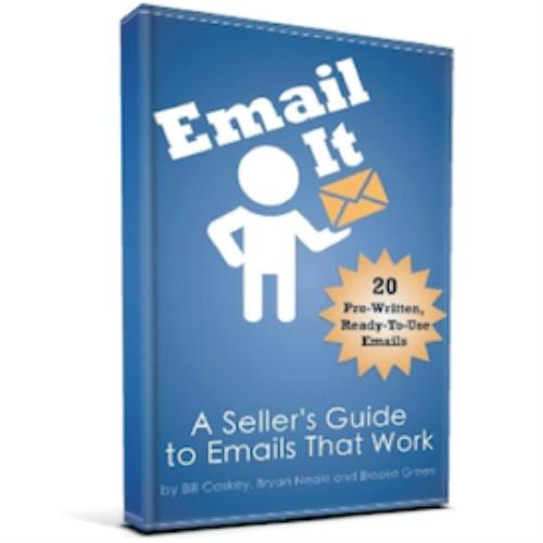 First Additional product image for - Email It eBook - A Seller's Guide to Emails That Work