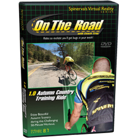 on the road 1.0 - autumn training ride