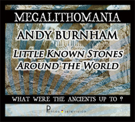 Andy Burnham - Little-Known Stones around the World + Interview - Megalithomania 2011 MP3 | Audio Books | History